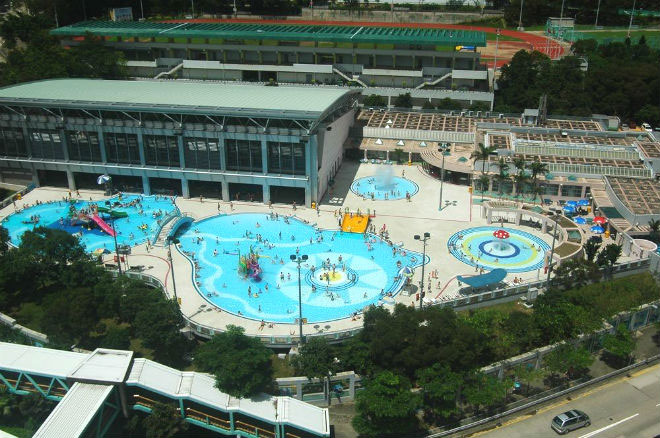 The Coolest Outdoor Pools In Hong Kong