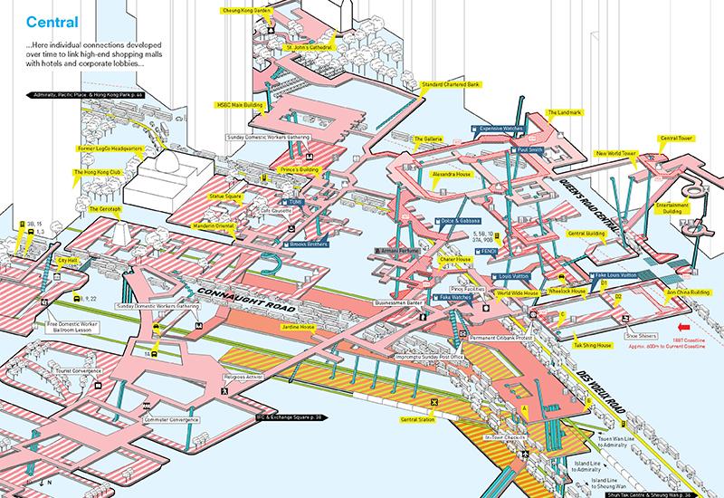 Above It All – Hong Kong's Pedestrian Infrastructure ...