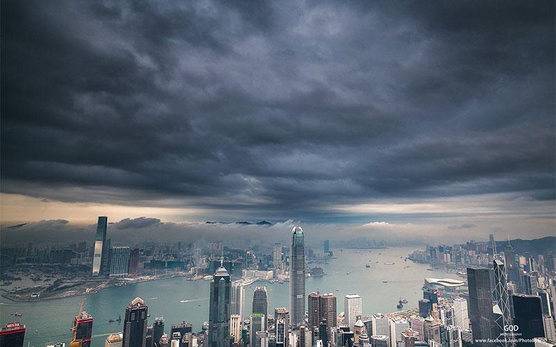Weather Treasure Breathtaking Photographs Of Hong Kong S Weather