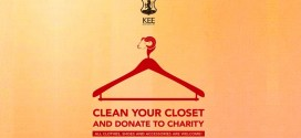 EVENT: Clean Your Closet and Donate to Charity, February 9
