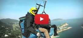 Local Advert Takes Camera Crew to New Heights