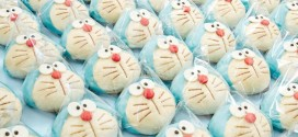 Doraemon Pop-Up Store Serves Adorable Buns