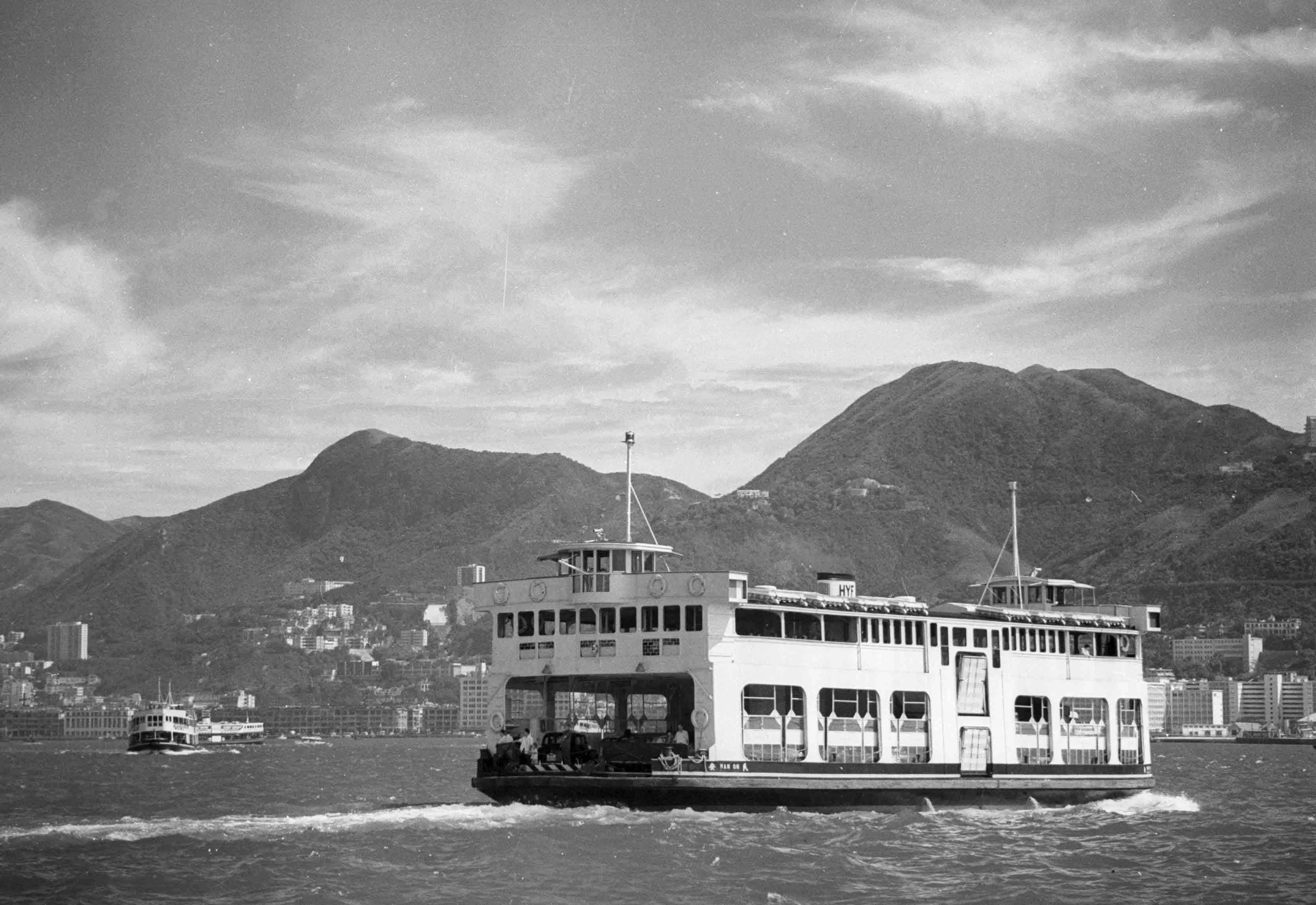 Stunning Photos Of 1960s Hong Kong