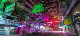 Jaw-Dropping Video of Hong Kong Captures City's Pulse