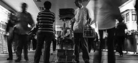 VIDEO: An Unsettling Time Lapse Shows Hong Kong's Madness