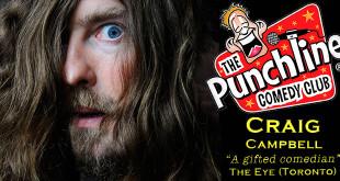 PunchLine Craig Campbell