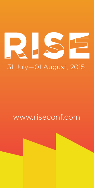 Rise Conference HK 2015