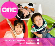 ONE Serviced Music Room Premium Banner