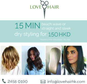 Hair Styling Classes with Love Hair